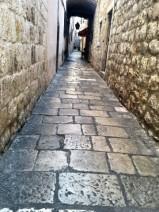 Limestone alleys
