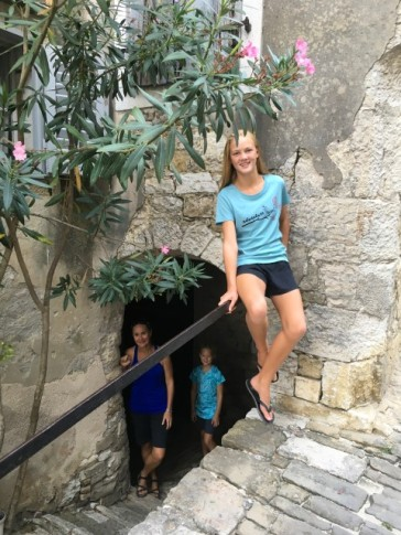 Exploring Motovun